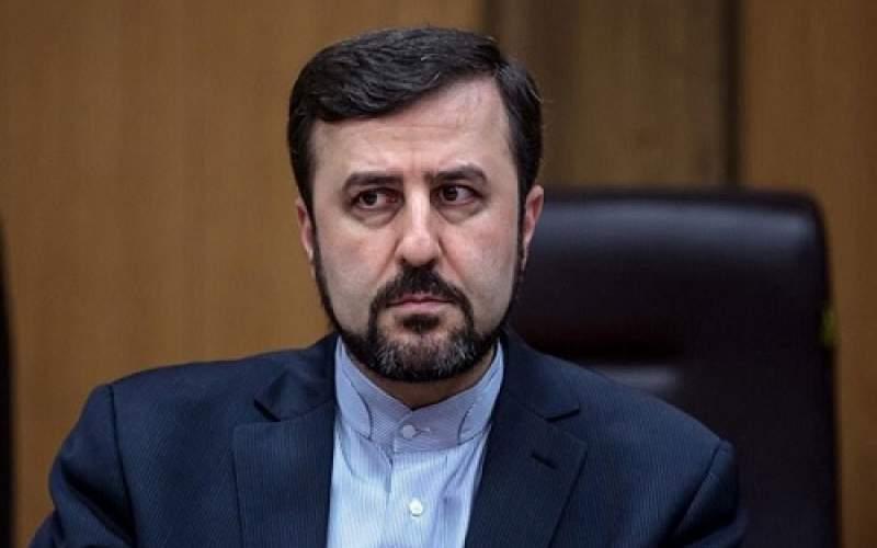 واکنش ایران به بیانیه آمریکا و تروئیکای اروپایی