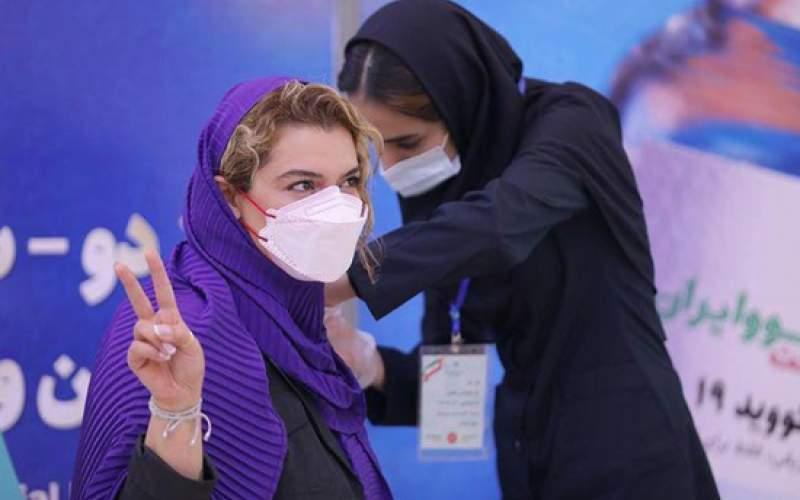 درآمد نجومی با فیلمبرداری از لحظه تزریق واکسن