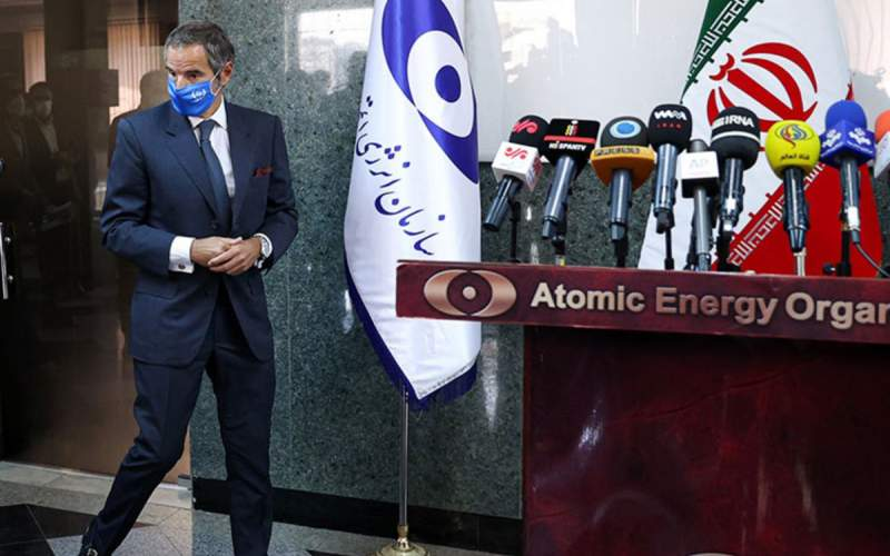 پسلرزههای گزارش گروسی علیه ایران