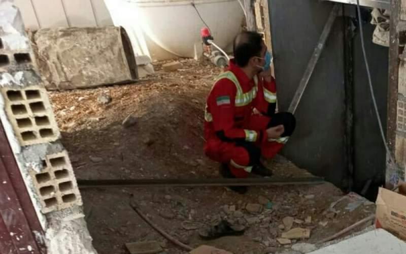 مرگ کارگر نصاب آسانسور در خرم آباد
