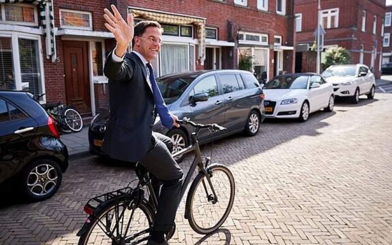 نخستوزیر دوچرخهسوار هلند هدف آدمربایی