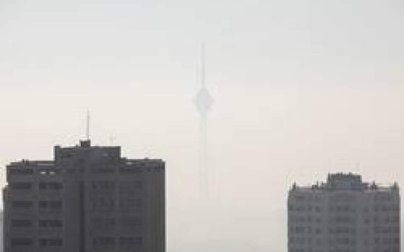 طوفان گرد و غبار چگونه پایتخت را در نوردید؟