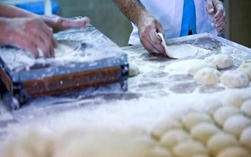 ۵۰ درصد نانوایان در پخت تبحر ندارند