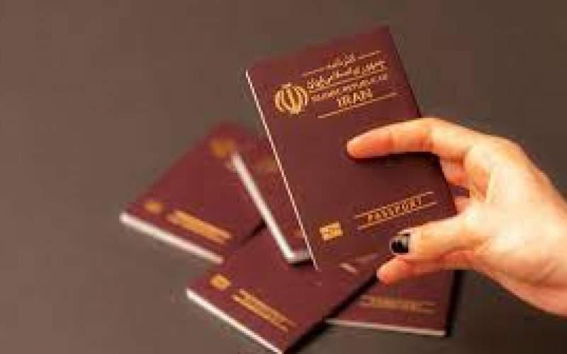 ارزش پاسپورت ایرانی در سال 2021/اینفوگرافیک