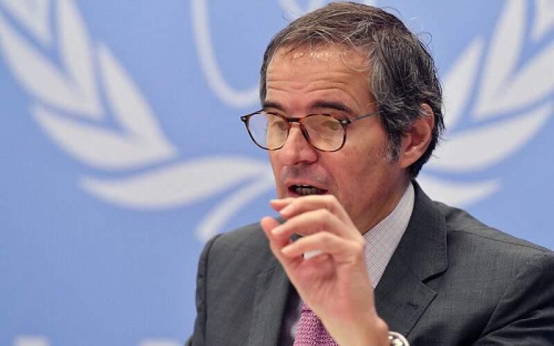 گروسی: قرار بر توقف سانتریفیوژهای ایران نیست