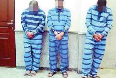 گروگانگیری برای گرفتن اعتراف از دختر جوان