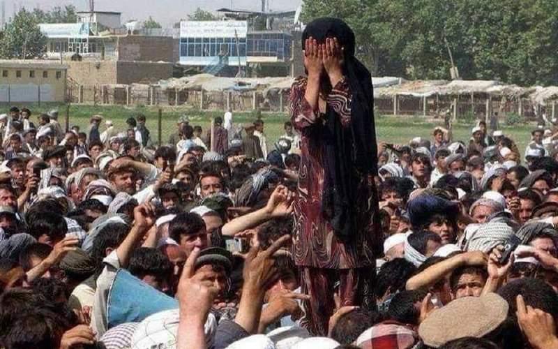 طالبان: بردهداری، حلال و مجاز است!