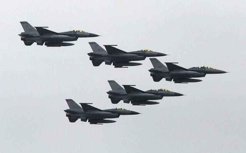ترکیه به دنبال خرید اف-۱۶ از آمریکا
