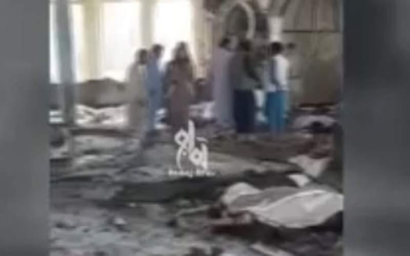 انفجار مرگبار در مسجد شیعیانِ افغانستان