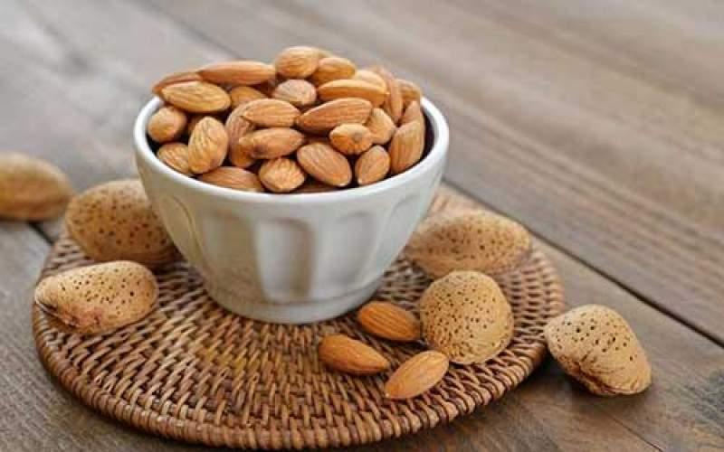 پنج مزیت سلامتی برای مصرف منظم بادام