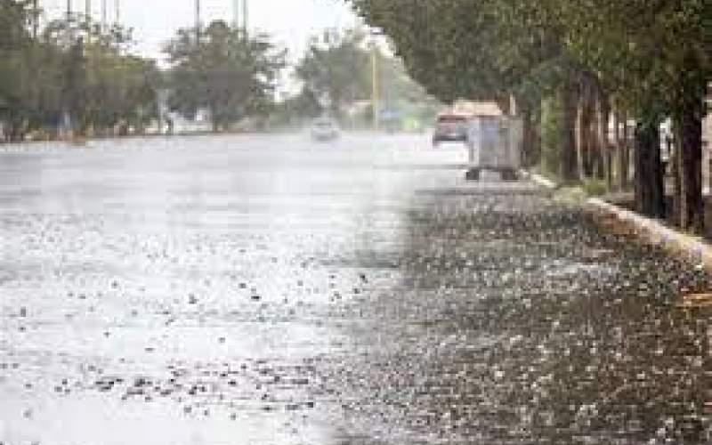 بارش باران در بیش از ۵ استان طی ۲ روز آینده