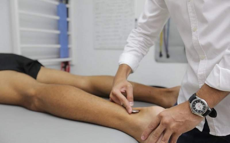 آشنایی با درمان خار پاشنه به روش شاک ویو تراپی