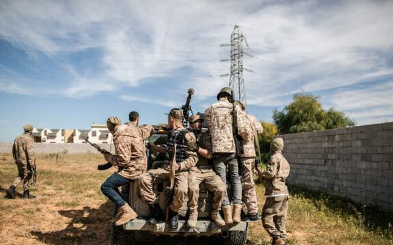طرح لیبی برای اخراج  مزدوران خارجی