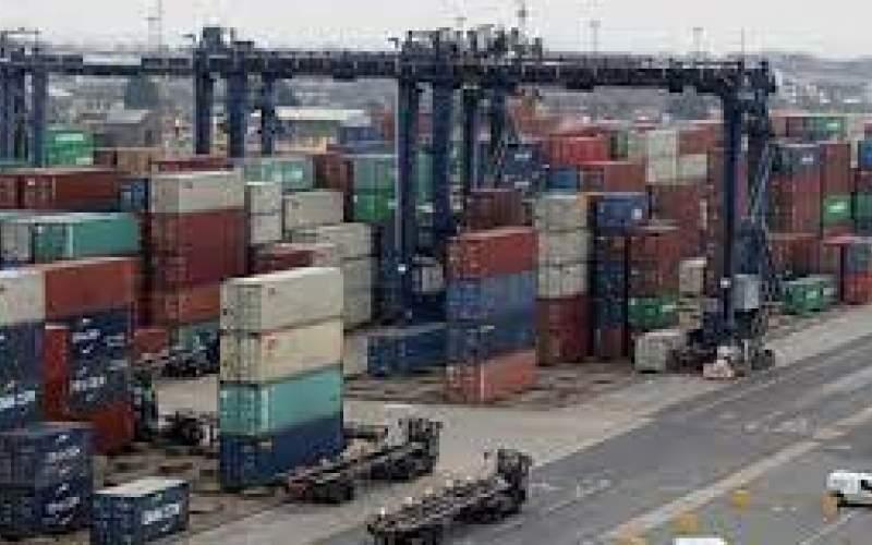 تجارت ۲۰ میلیون تنی کشور در شهریور ماه