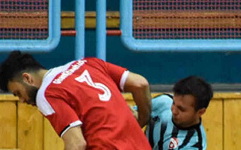 آغاز هفته چهارم لیگ برتر فوتسال با دو بازی
