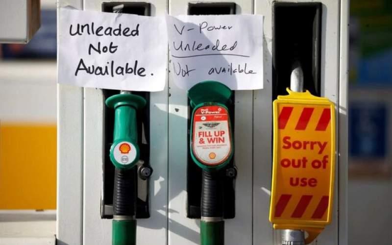 افزایش جایگاههای خالی از سوخت در لندن