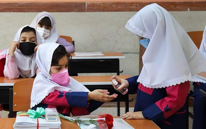 بازگشایی همه مدارس ایران از نیمه دوم آبان