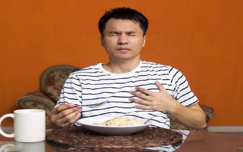 چراپس از صرفغذا احساس تنگینفس میکنید