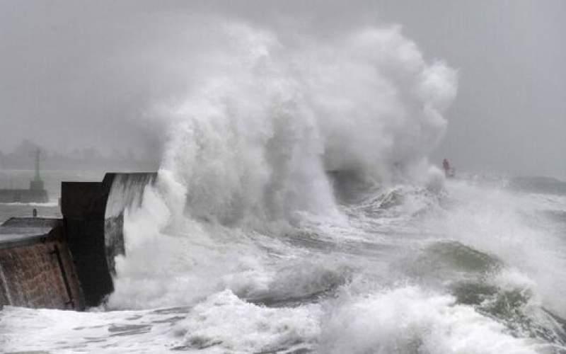 طوفان شاهین چقدر خسارت زد؟