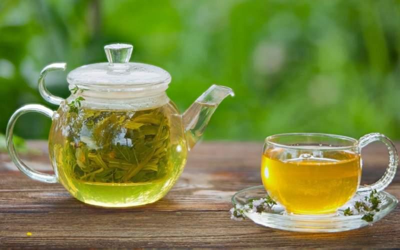 برای خواب راحت چای سبز بنوشید