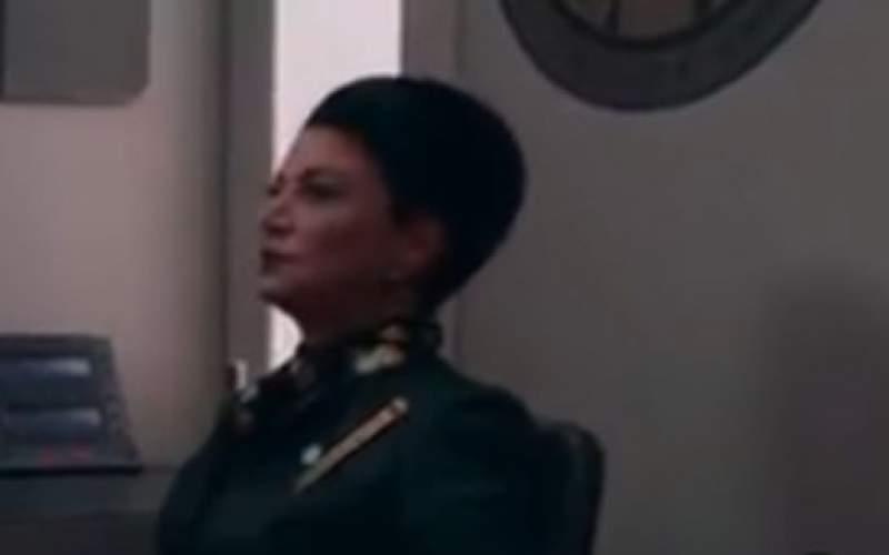 شهره آغداشلو در فصل پایانی سریال Expanse