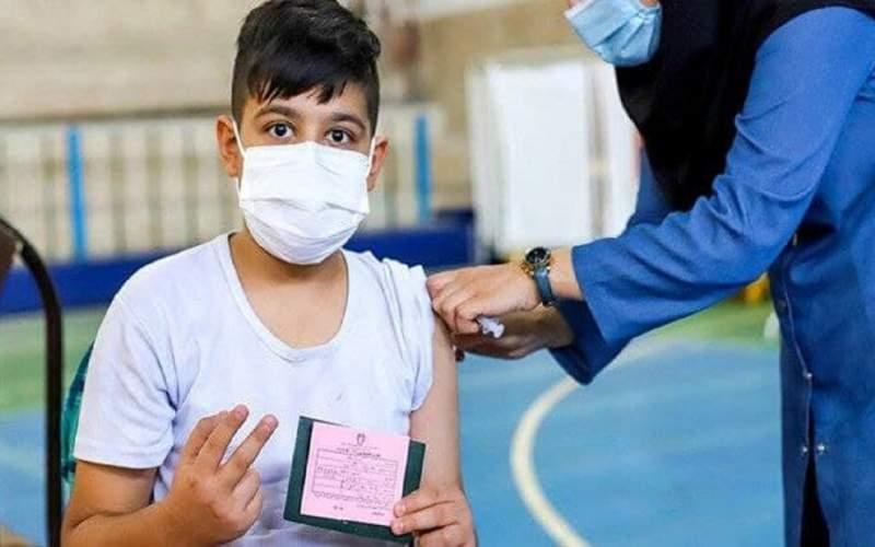 مهلت واکسیناسیون دانشآموزان تمدید شد