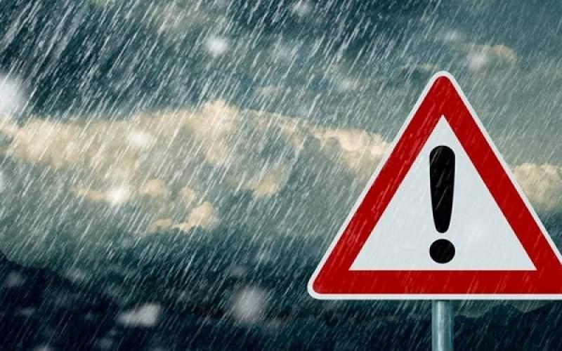 بارش ۵ روزه در برخی استانهای کشور