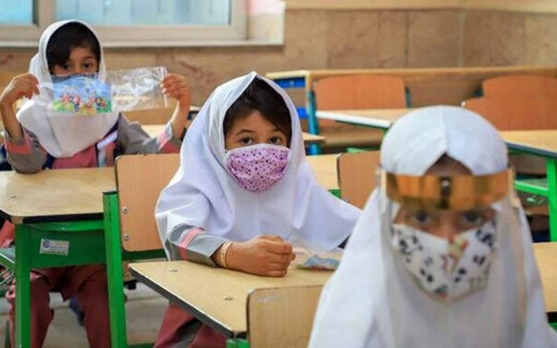 کلاس دانش آموزان این استان حضوری شد