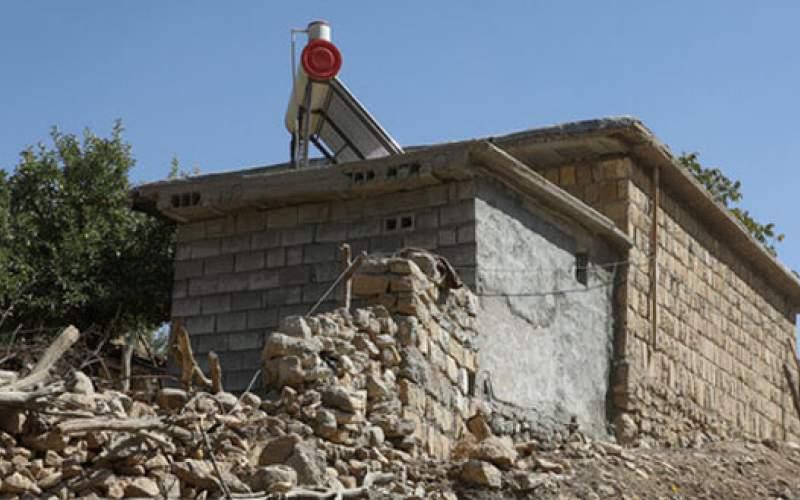 خسارت زلزله به ۶۷۰ واحد مسکونی در اندیکا