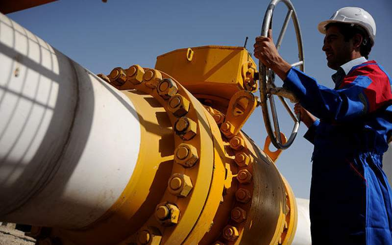 ذخیرهسازی ۴ میلیارد مترمکعب گاز طبیعی در کشور