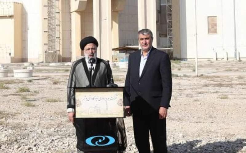 ایران بیش از۱۲۰کیلو اورانیوم غنیشده ۲۰% دارد