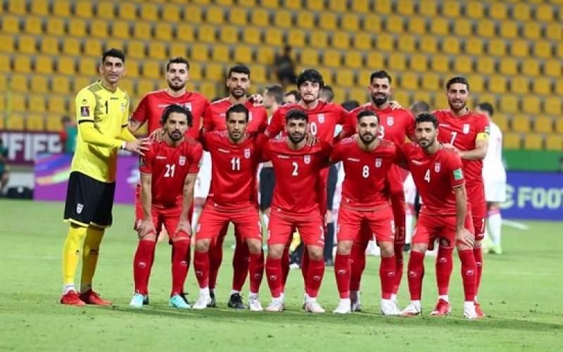 بازی ایران و کره بدون تماشاگر در آزادی