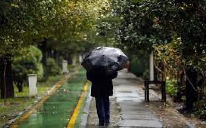 کدام استانها این هفته بارانی میشوند؟