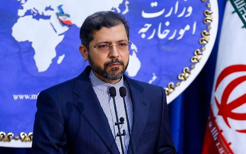 خطیب زاده:ایران با کسی شوخی نداشته و ندارد