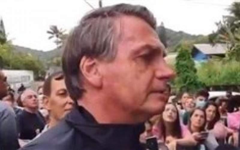 رئیس جمهور برزیل را به ورزشگاه را ندادند
