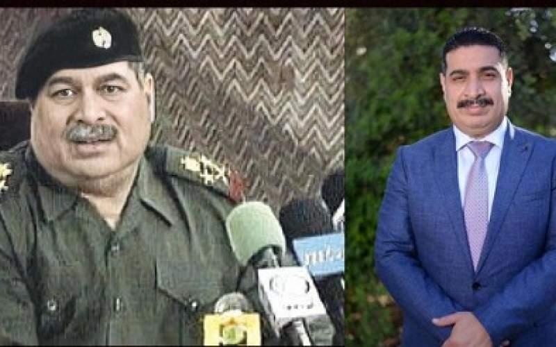 پیروزی پسر وزیر دفاع  صدام در انتخابات