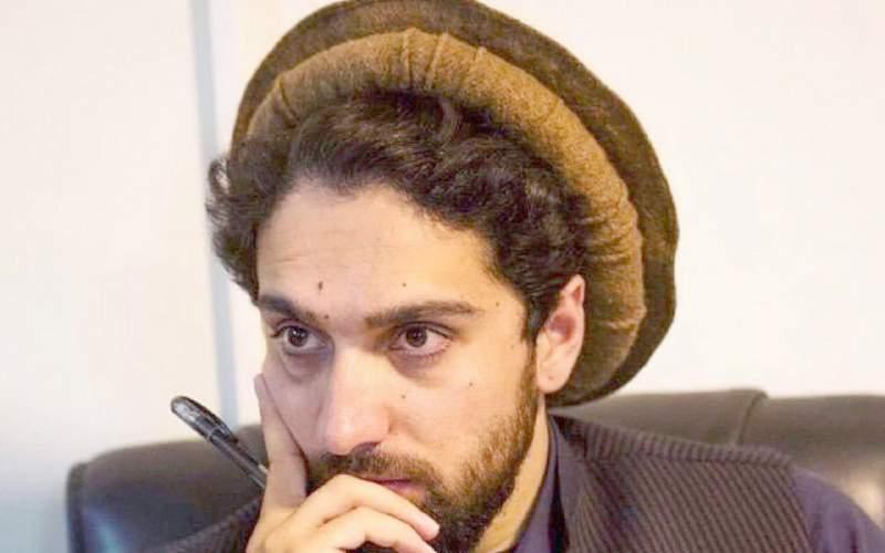 احمد مسعود: دست از مبارزه برنمیداریم