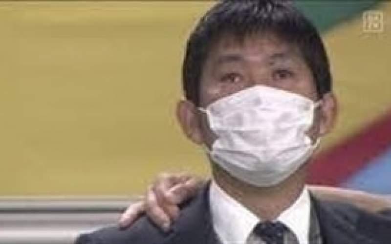 سامورایی در ژاپن به گریه افتاد