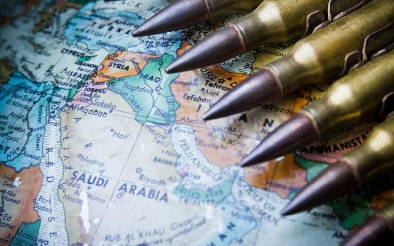 شكل گیری آرایش جدید در خاورمیانه