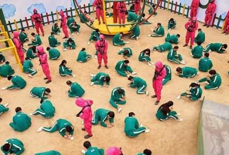 تاثیر سریال «بازی مرکب»بر کودکان
