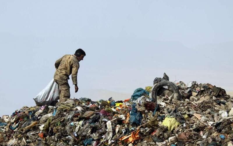 كاهش میزان تولید زباله در تهران