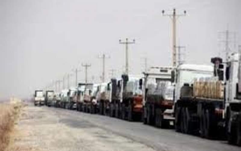 کامیونهای ایرانی چطور آذربایجان را دور میزنند؟