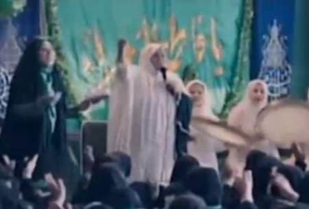 مولودیخوانی سحر دولتشاهی که سانسور شد