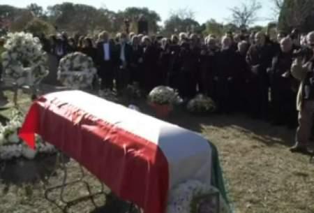 مراسم تشییع اولین رئیسجمهور اسلامی ایران