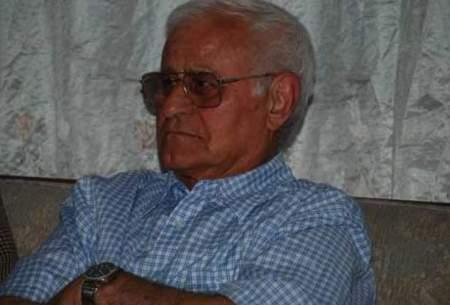 صادق شباویز درگذشت
