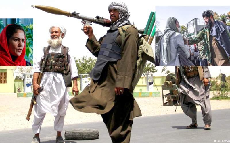 تروریستهای طالبان مترجم نگونبخت را سر بُریدند!