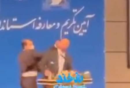 معارفه استاندار با چاشنی سیلی/فیلم