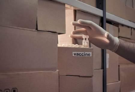 ۱۵ آبان موجودی واکسنهای ایران تمام میشود