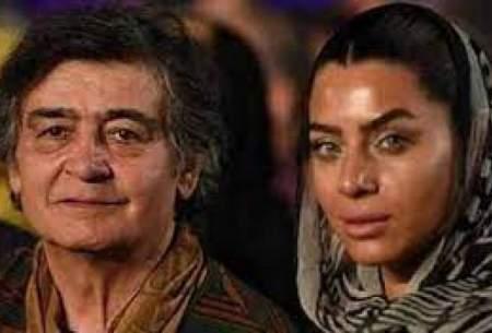 مراسم بزرگداشت «رضا رویگری» در کنار همسرش
