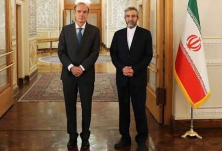 ایران برای شروع مذاکرات توافق کرد